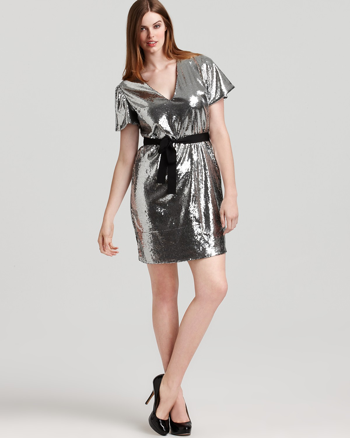 1217cbfb967 A Shimmer Summer  Plus Size Metallic Clothing - therunway+therunway+