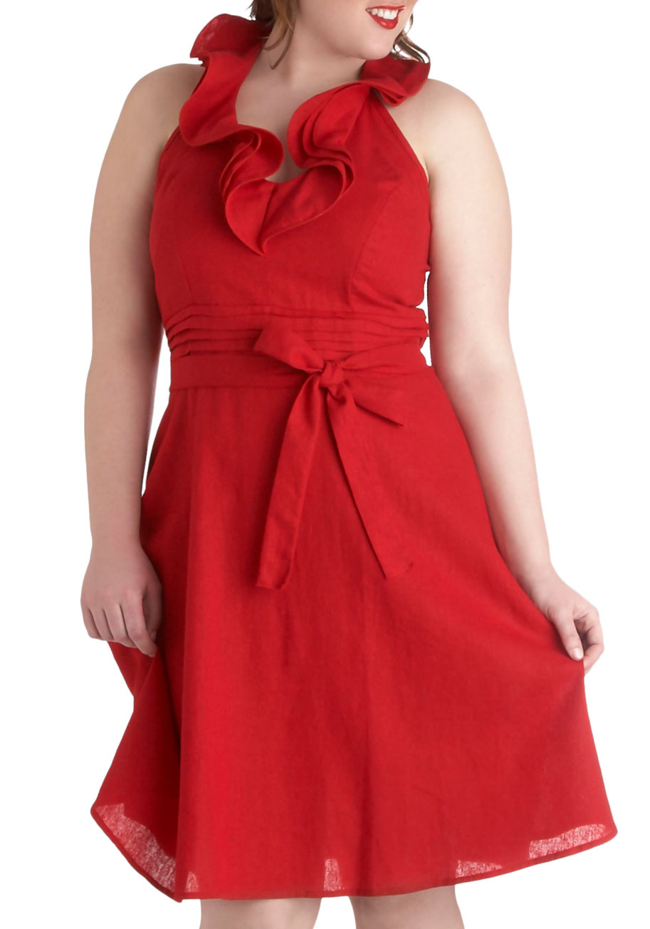 Seeing Red Plus Size Valentine S Day Style Therunway Therunway