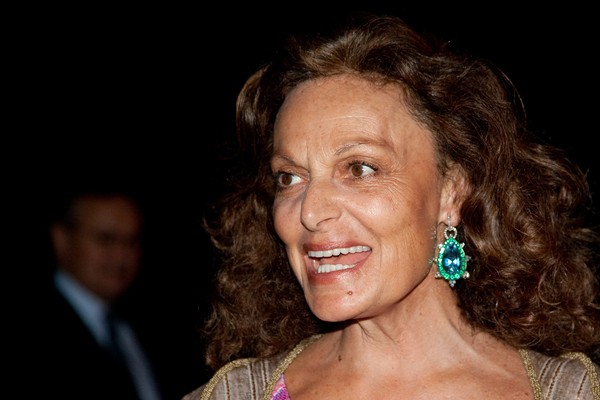 Diane von Furstenberg: Beyond The Wrap