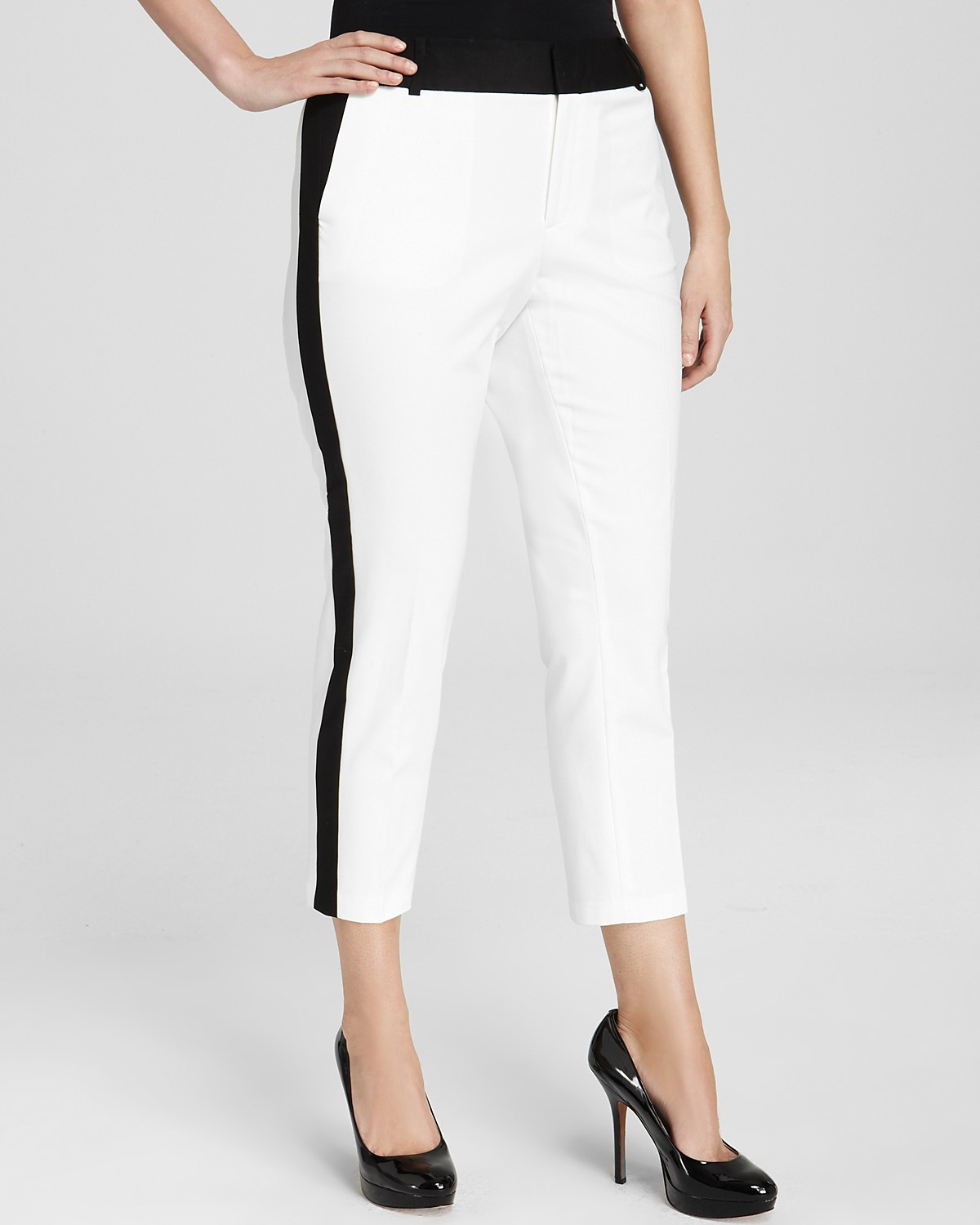23f6d85bdb8 Plus Size Tuxedo Pants - therunway+therunway+