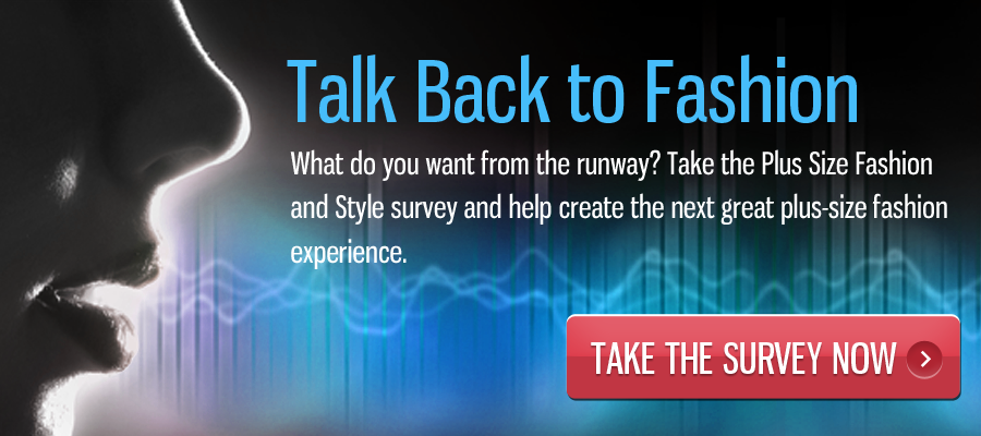 The Plus Size Fashion And Style Survey Therunway Therunway
