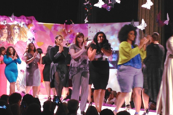 The Spark for a Revolution: Full Figured Fashion Week