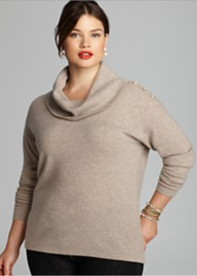 Amp up your style with Neiman Marcus' charming selection of women's plus size tops and sweaters in a variety of designs. Stay warm in cold temperatures with our comfortable women's plus size cardigans available in different colors.