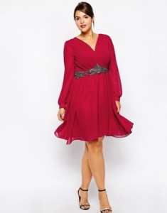 plus size new year's outfits