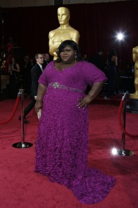 plus size red carpet fashion