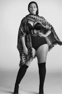 Images from Lane Bryant's #PlusIsEqual Campaign